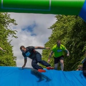Super Milk Wild Air Run - Water Gun Fun Galway Racecourse