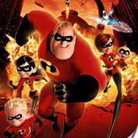 Movie Night The Incredibles