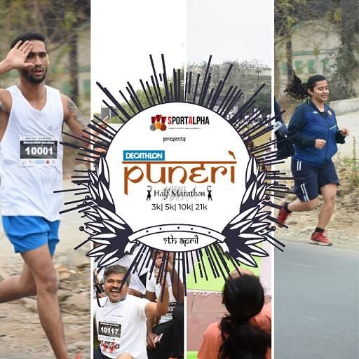 Decathlons Puneri Half Marathon