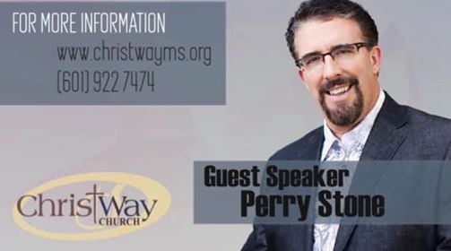 Perry Stone At Christway #BreakThrough 2019