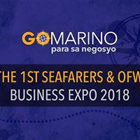 Go Marino para sa Negosyo The 1st Seafarers &amp OFW Business Expo