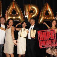 Hapa-palooza Hip Hapa Hooray Awards Gala