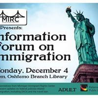Information Forum on Immigration