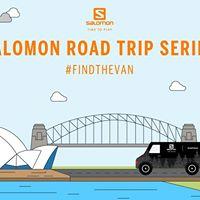 Salomon Road Trip Series - Sydney &amp Blue Mountains
