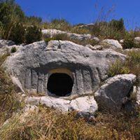 Cugno Case Vecchie - Cava dellAcqua (Noto)