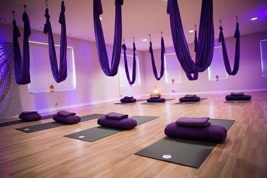 Aerial Yoga Flow Course