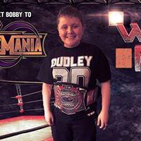 Wrestling For Bobby 01-09-17