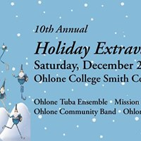 Holiday Extravaganza with the Ohlone Bands