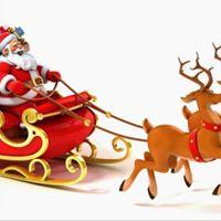Santa Sleigh - Brandon