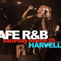 CAFE R&ampB Live at Harvelles