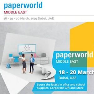 Paperworld Middle East 2019