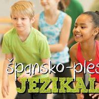 pansko-plesna jezikalnica za otroke  Rueda.si