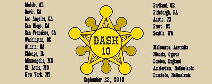 DASH 10 - International Puzzle Hunt