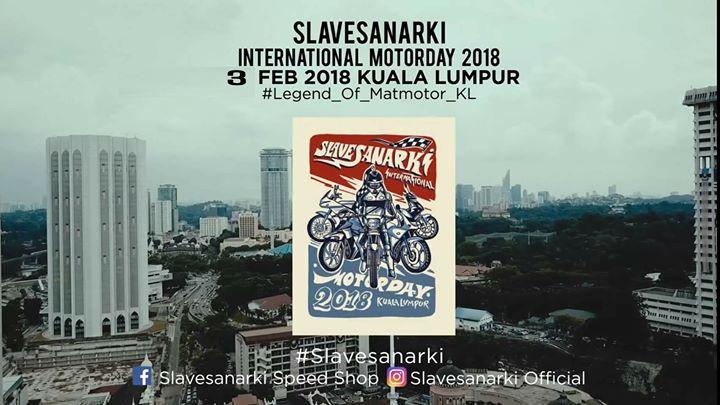 Slavesanarki International MotorDay 2018
