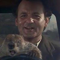 Wednesday Night Pizza and a Movie Groundhog Day