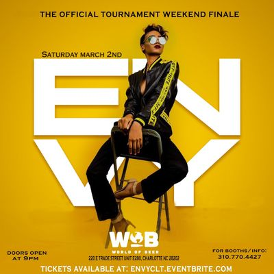ENVY The Tournament Weekend Finale