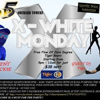 Xtremely White Monday Party