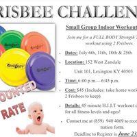 H.I.I.T - Frisbee Slider Series