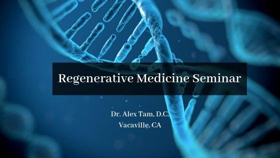 Free Seminar on Regenerative Medicine & Stem Cell