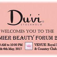 Duvi Stockholm - Premier Beauty Forum 2017