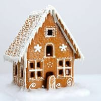 Crafting For Kids - Gingerbread Cottage Day