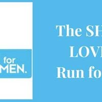 The Shoppers LOVE. YOU. Run for Women- Markham