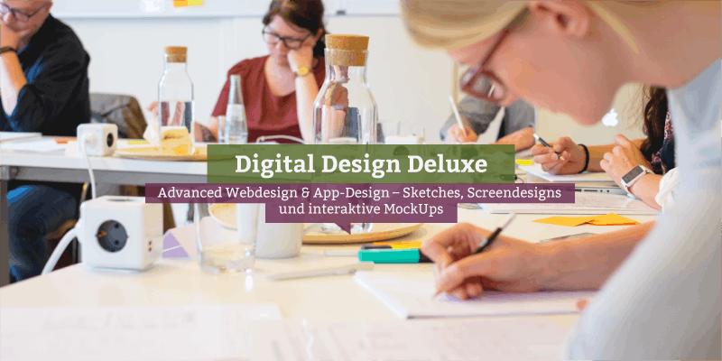 Certified Digital Designer Deluxe Hamburg