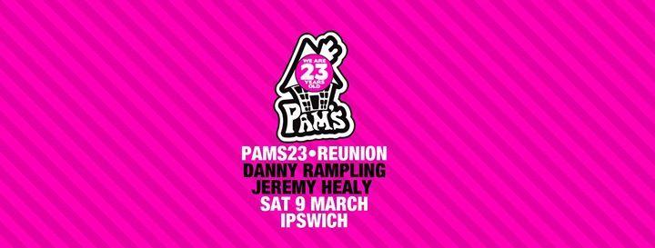 Pams House  Danny Rampling  Jeremy Healy  Tonic UKG Rm2