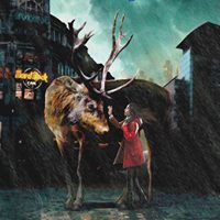 Derelict presents Keri Sparkes The Sorrowful Stag