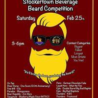 Stockertown Beverage Beard Event