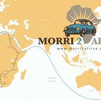 Morri 2 Africa - Picton Launch