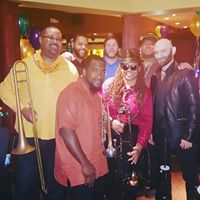 Fat Tuesday with The Groove Masters Brass Band