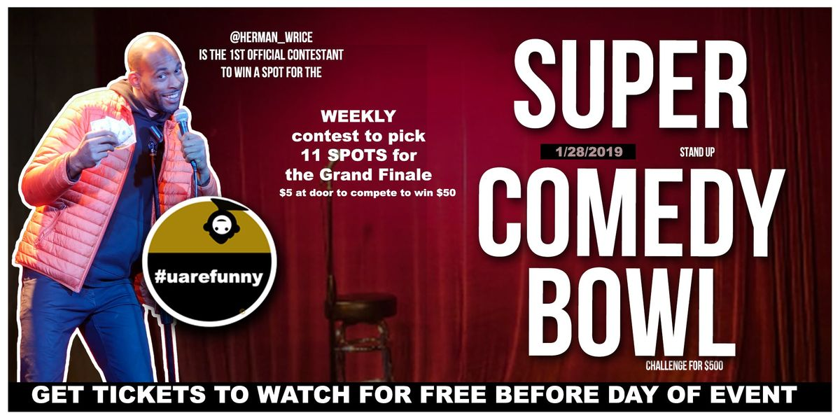 U Are Funny Comedy Show Weekly Contest