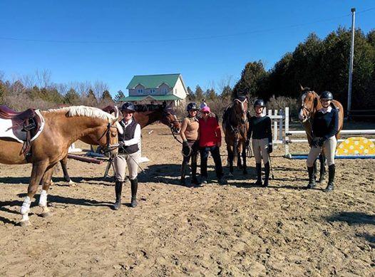 Jen Hamilton Clinic at Westar Farms