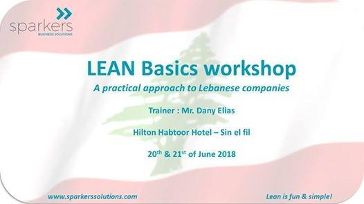 LEAN basics workshop