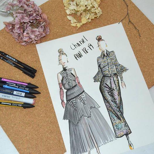 Taller de Dibujo de Moda