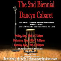 The 2nd Biennial Dancyn Cabaret