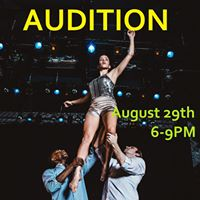Audition for WHITE WAVE Young Soon Kim Dance Company