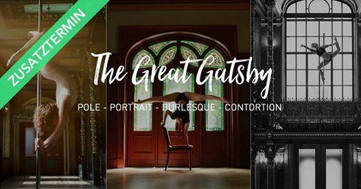 The Great Gatsby and the roaring twenties - Zusatztermin