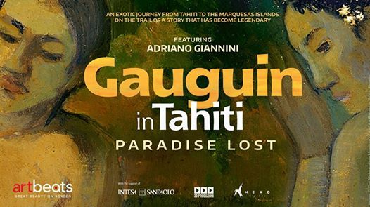 Gauguin in Tahiti Paradise Lost Art On Screen at Byron Theatre