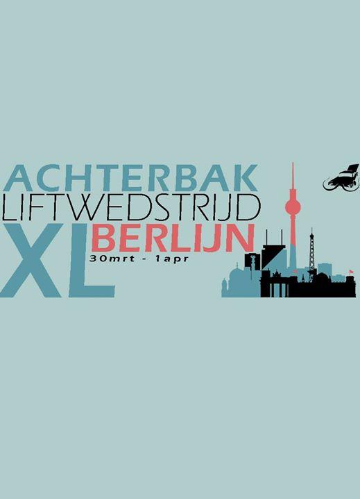 Achterbak presents Liftwedstrijd XL 2018