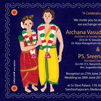 Kalyana Vaibogamae (Wedding Celebration)