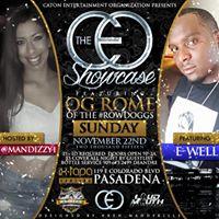 C.E.O Showcase LIVE N Pasadena E-WELL