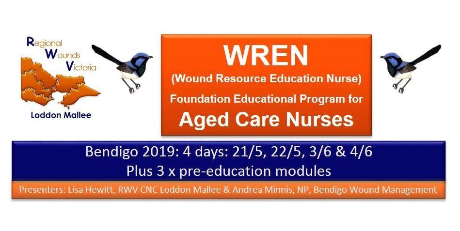 WREN - Aged Care - BENDIGO May-Jun 2019