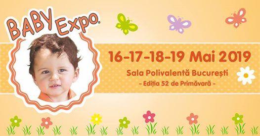 BABY EXPO Editie 52 de Primavara
