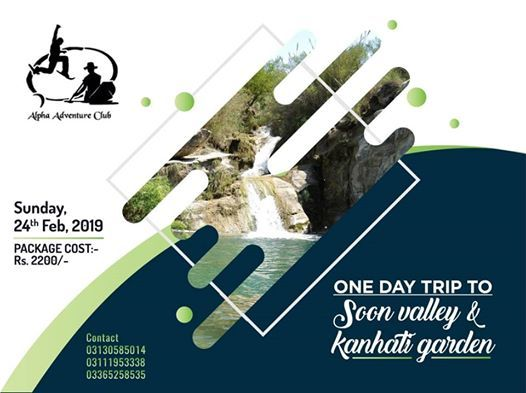 One Day Trip to soon valley and kanhati garden
