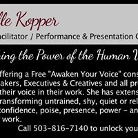 Free Your Voice Immersion