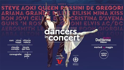 Gaga Symphony Orchestra - Dancers in Concert Milano