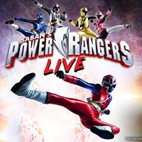 Power Ranger Live