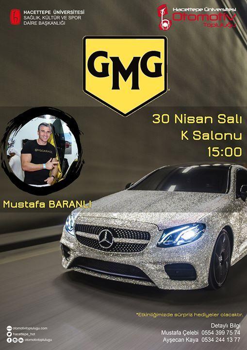 GMG Garage (Mustafa Baranl) Syleisi